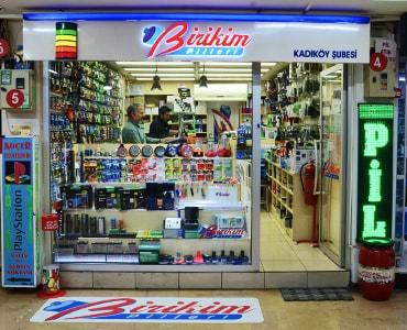Birikim Pilleri Kadıköy Mağazası