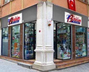 Birikim Pilleri Karaköy Mağazası
