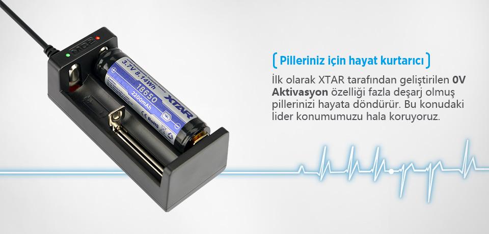Xtar MC2 0V Canlandırma Özelliği