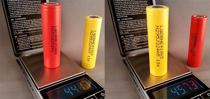 Elektronik Sigara Pillerinin Kullanımı