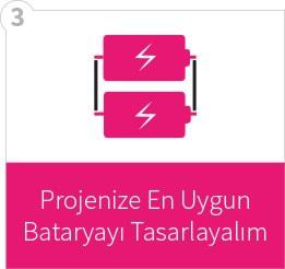 Özel Dizayn Batarya Çözümleri Projenize En Uygun Bataryayı Tasarlayalım
