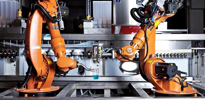 Robotik Sistem Bataryası