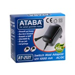 Ataba AT-2121 12V 1 Ah Switch Mode Adaptör