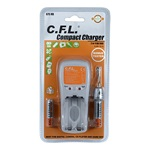 CFL Compact HB675 Charger 2XAAA 1100 Rec.