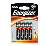 Energizer Base İnce Pil AAA 4Lü Blister