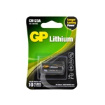 GP CR123A 3V Lithum Pil 1li