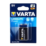 Varta 4922 Longlife Power (High Energy) 9V Pil 1li
