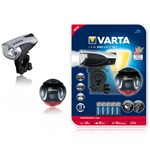 Varta 18803 3 Watt LED Bisiklet Feneri Set 5xAAA Pilli