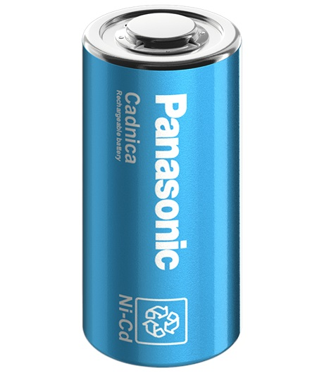 Panasonic NB-K800017AA 1.2V Ni-Cd 1850mAh Pil