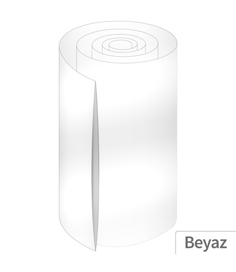 Power-Xtra 168mm 5 Metre PVC Heat Shrink Beyaz
