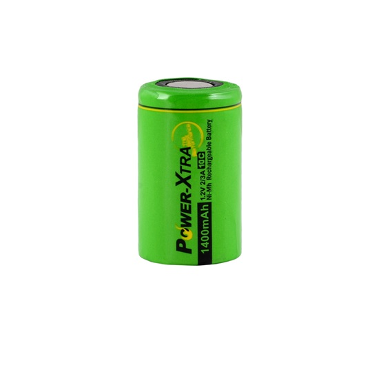 Power-Xtra 1.2V Ni-Mh 2/3A 1400 Mah Şarjlı Pil_Power Type(10C)